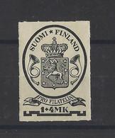 FINLANDE  YT   N° 166   Neuf *   1931 - Ungebraucht