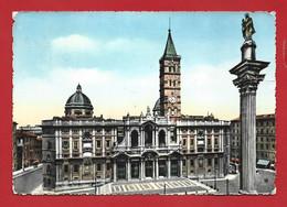 CARTOLINA VG ITALIA - ROMA - Chiesa Di S. Maria Maggiore - 10 X 15 - 1958 - Chiese