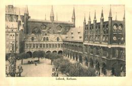 "Carte Postale  Lot De 3 Cartes ""Lübeck"" - Vari"