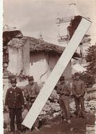 Costa-Rica : Earthquake , Cartago 1910 --- Echte Foto / Photo ( 3 ) - Costa Rica