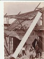 Costa-Rica : Earthquake , Cartago 1910 --- Echte Foto / Photo ( 4 ) - Costa Rica