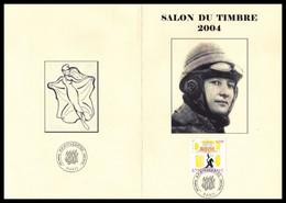 1 11005-Salon 2004-12 Oblitérations Différentes - Briefmarkenausstellungen
