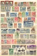 RUSSLAND 1924/49, KLEINE SAMMLUNG AUS NR: 239 B BIS 1431, GESTEMPELT MI. Ca. 540 - Used Stamps