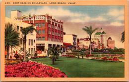 California Long Beach East Side Boulevard - Long Beach
