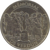 2021 MDP256 - VERDUN - Mémorial De Verdun 2 (Diorama De Ramel) / MONNAIE DE PARIS - 2021