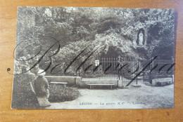 Lillois  La Grotte N.D. De Lourdes. - Braine-l'Alleud