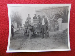 AUTOMOBILE DELAUNAY BELLEVILLE PHOTO 12 X 9 Cm - Automobili