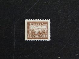 CHINE ORIENTALE CHINA 15A NSG - TRAIN ET POSTIER - Ostchina 1949-50