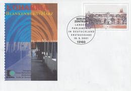 D USo 27 1. OHABRIA Blankenburg/ Harz, Berlin Zentrum - Postkarten - Gebraucht