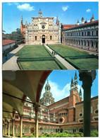 Certosa Di Pavia , Chiostro Piccolo , La Facciata - Pavia