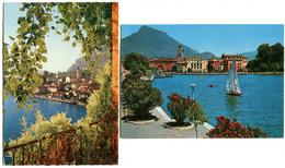 Lago Di Garda , Limone & Riva Del Garda - Brescia