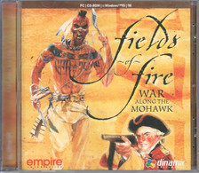 CD Juego PC: Fields Of Fire - War Among The Mohawk - Altri