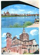 Pavia , Fiume Ticino & La Cattedrale - Pavia