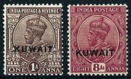 Kuwait (Británico) Nº 16-42 Nuevo* Cat.15€ - Kuwait