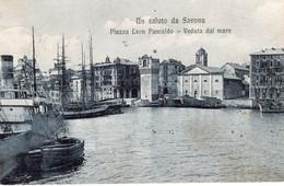 Savona - Piazza Leon Pancaldo - Savona