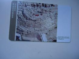 GREECE    USED   CARDS THEATRE ANCIENT - Grecia