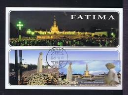Mc859 PORTUGAL Fátima Sanctuary Sanctuaire Architecture Religions Maximum Card - Cristianesimo