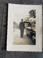 Photo Originale Automobile Voiture De Luxe A Identifier Année Circa 30 - Automobili