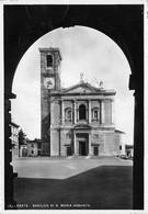 Cartolina Gallarate Basilica S. Maria Assunta 1953 (Varese) - Varese