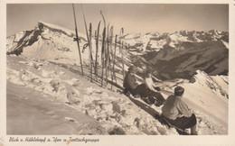 Blick U. Hahlekopf   ( S.M. Petit Format) Thème Ski    ///  Ref.  Oct.  21 // N° 17.545 - Autres