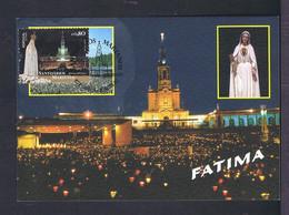 Mc860 PORTUGAL FÁTIMA Marianos Sanctuary  Maximum Card - Cristianesimo