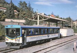 Train Nice Entrevaux Annot Digne - Digne
