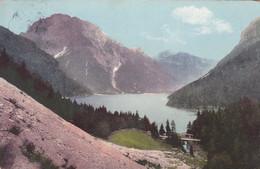 (C-ST260) - RAIBLERSEE (LAGO DI PREDIL, TARVISIO) - All'epoca Della Cartolina Era In Territorio Austriaco - Udine