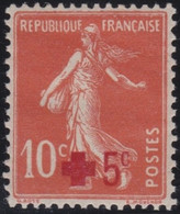 France . Y&T .    146      .   **    .    Neuf Avec Gomme D' Origine Et SANS Charnière - Unused Stamps