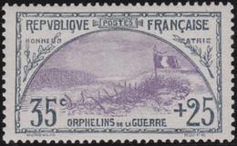 France . Y&T .    152  (2 Scans)   .    *    .    Neuf Avec Gomme D' Origine Et Trace De Charnière - Unused Stamps