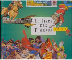 Le Livre Des Timbres 1997 Complet France Timbres Neufs Et Son Boitier Lot Sous Valeur Faciale - 1990-1999