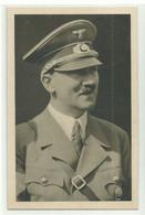 "Hitler Verlag Struck Berlin Blanko Sonderstempel ""Saarbrücken Eröffnung Gautheater"" 1938 - People"