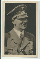 "Hitler Foto Kümmerl Nürnberg Blanko Sonderstempel ""Nürnberg Reichsparteitag"" 1938 - People"