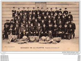 MUSIQUE DE LA FLOTTE (carte Officielle) - Très Bon état (Ref 1859) - Altri