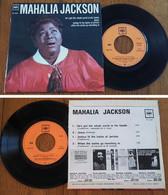 """RARE French EP 45t RPM BIEM (7"""") MAHALIA JACKSON (1960) - Canti Gospel E Religiosi"""