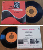 "RARE French EP 45t RPM BIEM (7"") ERROLL GARNER (1967) - Jazz"