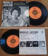 "RARE French EP 45t RPM BIEM (7"") MAHALIA JACKSON (From The Film : ""Que Le Meilleur L'emporte"", 1964) - Jazz"