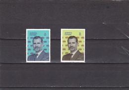 España Nº 5373 Al 5374 - 2011-... Nuovi & Linguelle
