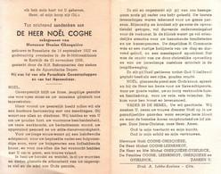 Noël Coghe (1937-1966) - Santini