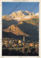 CARTOLINA  CASTIONE M.900,BERGAMO,LOMBARDIA,PIZZO DELLA PRESOLANA M.2521,CONCA DELLA PRESOLANA,VIAGGIATA 1995 - Bergamo