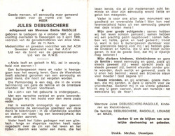 Jules Debusschere (1897-1966) - Santini