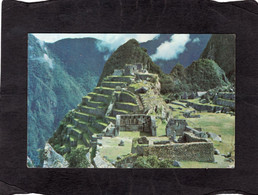 105084      Peru,  Templo Principal  Y  Observatorio  Solar,  Machupicchu,  VGSB  1979 - Pérou