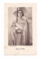 Jeanne D'Arc, Par G. Giraudon, éd. Braun - Santini