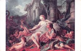 François Boucher, Renaud Et Armide - Armida E Rinaldo - Mythologie, Anges, Magie - Pittura & Quadri
