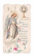 Citation P. Chanet, Ange, Eucharistie, éd. EBC N° 12 - Santini