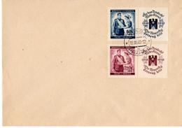 Letter 19.XI.1942 Praha - Prag - Briefe U. Dokumente