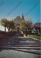 CARTOLINA  S.BRIGIDA,BERGAMO,LOMBARDIA,CHIESA PARROCCHIALE,BELLA ITALIA,STORIA,CULTURA,MEMORIA,VIAGGIATA 1981 - Bergamo