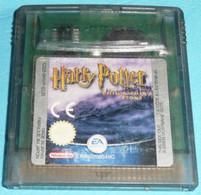 Jeu De Console GAME BOY Nintendo, Harry Potter Philosopher's Stone Sans Boite Ni Notice Retro Gaming Retrogaming Gameboy - Nintendo Game Boy