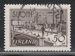 FINLANDE 386 // YVERT 251  // 1942 - Gebraucht