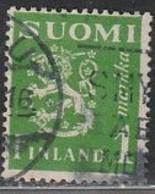 FINLANDE 387 // YVERT 256  // 1942 - Gebraucht