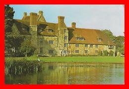 CPSM/gf UPPER DICKER (Angleterre) Le Réfectoire Et La Maison Des Prieurs De Michelham Priory...I439 - Altri